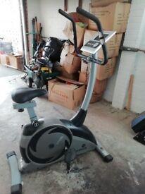 Roger Black AG 11203 Gold Exercise Bike