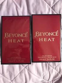 Beyoncé heat perfume x2 100ml