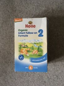 Holle follow on Baby's formula milk 2