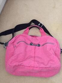 Kipling pink bag