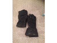 Motorbike gloves xs