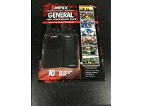 Mitex General High Power Two-Way Radios AS NEW