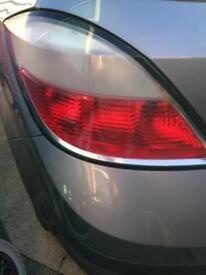 X2 Vauxhall Astra h MK5 back lights