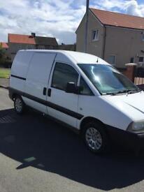Fiat Scudo 1.9 Diesel Van