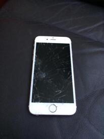 Broken I phone 6s