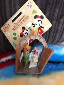 Sketchbook 'Robin Hood and Marion' Christmas decoration