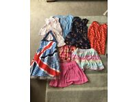 Selection of girls clothing 5/6 year old