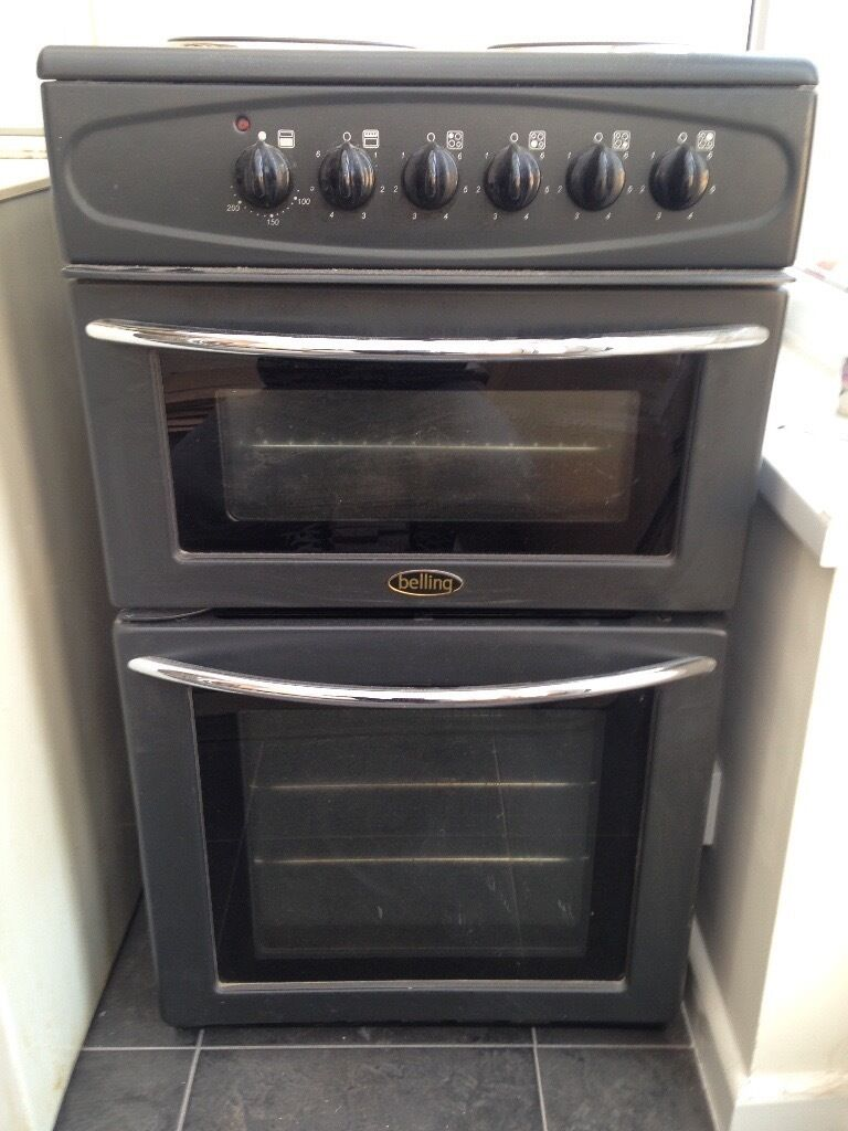 Electric Cooker Great Condition All In Working Order Just Hasnt Got Wiring A Wire At Back