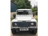 Landrover Defender 110. Excellent Condition and Low Mileage. New MOT. Well Maintained.