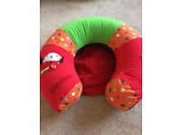 Baby inflatable sit up ring