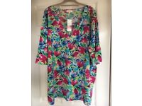 BNWT Beach cover up size Large