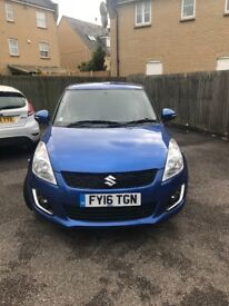SUZUKI SWIFT SZ4 HATCH BACK 5 DOOR MANUAL TRANSMISSION