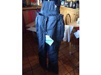 New Never Worn Ski Outfit(Salopettes&Jacket/Coat)