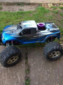 Hpi savage 4.6 rc monster truck