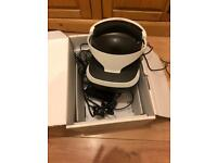 Sony PlayStation vr headset - psvr - for PS4 -complete