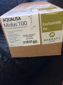 Job lot aqualisa Midas 100 shower