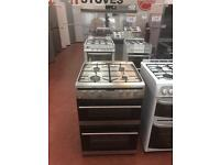 60 Cm Amica Gas Cooker Graded A Brand New