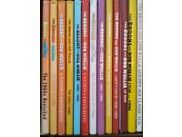 BOOK ANNUAL COLLECTION,JOB LOT,OUR WULLIE/BROONS,14 BOOKS,HARDBACK,UNREAD !!,BARGAIN