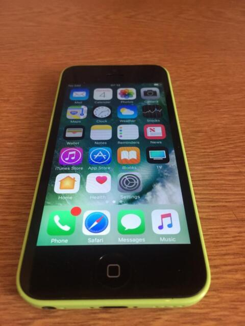 Green iPhone 5c ( unlocked, free delivery, more phones) | in West End,  Glasgow | Gumtree