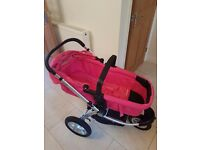 Mothercare My3 pram stroller buggy carrycot travel system