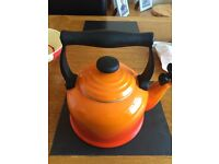 Le creuset kettle- as new
