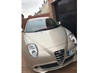 Alfa Romeo Mito 1.4 8v Progression 3dr £115 TAX--AC--STOP/START