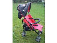 PUSHCHAIR -EXCELLENT CONDITION -Limited use