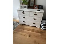 Beautiful antique chest of drawers