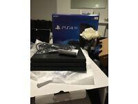PS4 Pro - Excellent condition