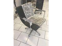 Salon chairs/ hair dressing chairs