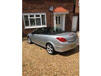 Vauxhall Astra Twintop Convertible 1.6