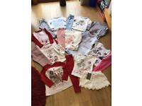Girls Mayoral clothing suit age 5-6 years