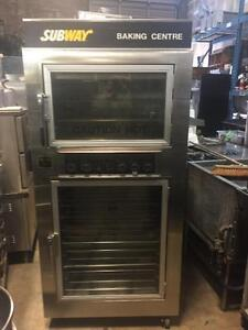 NU VU CONVECTION OVEN WITH PROOFER - 2 AVAILABLE