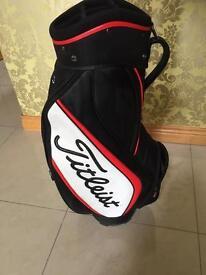 Titleist 714 mid size cart bag