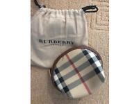 BNWOT genuine Burberry coin purse