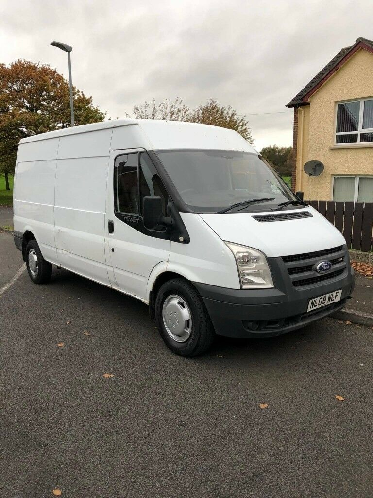 Ford transit for sale or swap audi passat mercedes