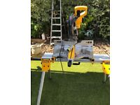 Dewalt DW717XPS and stand