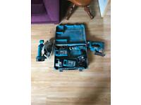 Makita 18v bundle