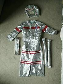 Spaceman dressing up outfit
