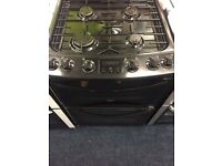 Zanussi gas cooker new 60 cm only £379.00