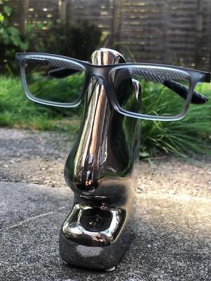 """""""OSKAR"""" Brillenhalter Brillenständer Brillennase Neu"""
