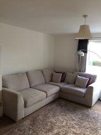Corner Sofa DFS sofa for sale!!!Left hand facing!