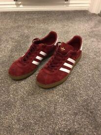 Adidas Munchen trainers
