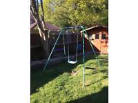 Children's Swing 2 in 1 Baby to 9 years