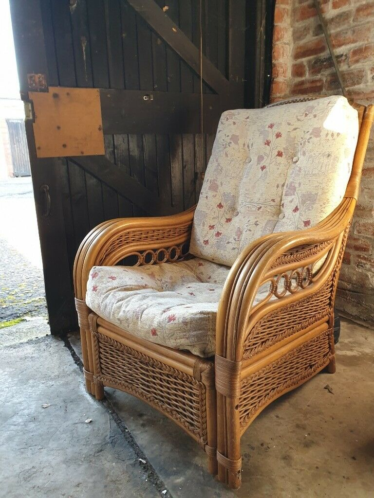 Set of Rattan Furniture | in Kilmarnock, East Ayrshire ...