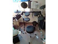 Session Pro 505 electronic drum kit