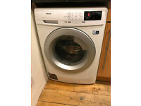 AEG L68480FL1400 Spin 8kg Washing Machine, 6 month old