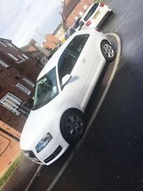 Audi A3, TFSI, white, 1.2
