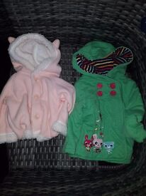 Bundle of baby Girls 3-6 months clothes