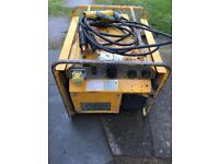 Petrol welding machine Weldmaker 150SP DC Welder AC generator